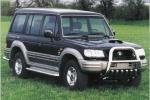 Hyundai GALLOPER II (JK-01) Клиновой ремень
