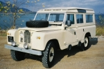 Land Rover 88/109 09.1963-12.1986 car parts