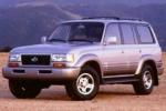 Lexus LX 10.1996-... varuosad
