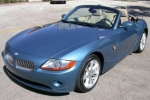 BMW Z4 (E85/E86) A/C system disinfection appliance