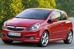Opel CORSA D Sport shock absorber