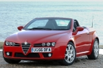 Alfa Romeo SPIDER (939) Automatic Transmission Oil; Manual Transmission Oil; Axle Gear Oil; Tr