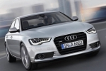 Audi A6 (C7) Bulb presentation shelf