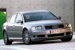 Audi A8 Tint films for car