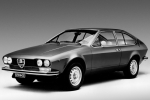 Alfa Romeo ALFETTA GT/GTV (116) Diesel addition