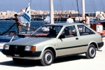 Alfa Romeo ARNA (920) Warning triangle