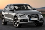 Audi Q5 (8R) Number plate light