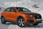 Audi Q3 Anti-corrosion agent for closed profiles