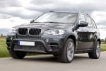 BMW X5 (E70) Parking clock