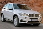 BMW X5 (F15) A/C system disinfection appliance