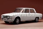 Alfa Romeo 1750-2000 Warning triangle