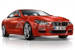 BMW 6 Gran Coupe (F06) Warning triangle