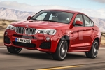 BMW X4 (F26) Wheel chock with holder