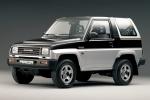 Daihatsu FEROZA (F300/F310) 01.1984-12.1998 varuosad