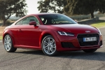 Audi TT (8S) Anti-corrosion agent for closed profiles