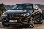 BMW X6 (F16) Warning triangle