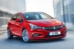 Opel ASTRA K 06.2015-... varuosad