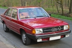 Audi 100 (C2)+ AVANT /  200 Interior cleaning