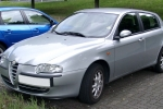 Alfa Romeo 147 (937) Front flasher
