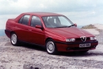 Alfa Romeo 155 (167) Lubricants and other