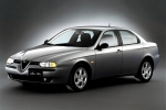 Alfa Romeo 156 (932) Warning triangle