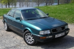 Audi 80 (B4) Fuel additive
