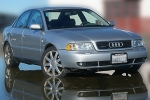 Audi A4 (B5) SDN/AVANT Wheel chock with holder