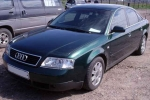 Audi A6 (C5) SDN/AVANT Brake dust shield
