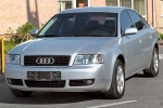Audi A6 (C5) SDN/AVANT Automatic Transmission Oil; Manual Transmission Oil; Axle Gear Oil; Tr