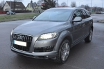 Audi Q7 (4L) Permanent dirt cleaner agent