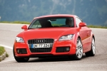 Audi TT (8J) Anti-corrosion agent for closed profiles