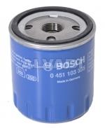 öljynsuodatin Bosch
