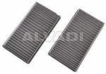 AIR FILTER, PASSENGER COMPARTMENT
