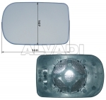 DOOR MIRROR GLASS BASE - , ,