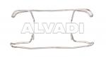 Repair kit, brake pads