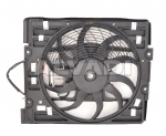 Radiator fan