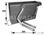 Aircondition fordamper