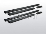 Side mouldings set