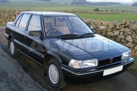 Rover 200 (XH) 01.1984-01.1989
