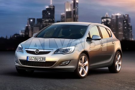 Opel ASTRA J 09.2009-12.2017