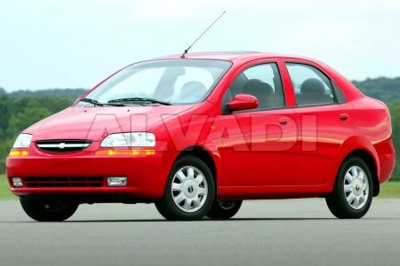 Chevrolet AVEO (T200) 01.2003-03.2006