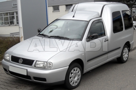 Volkswagen VW CADDY II (9U/9KV)