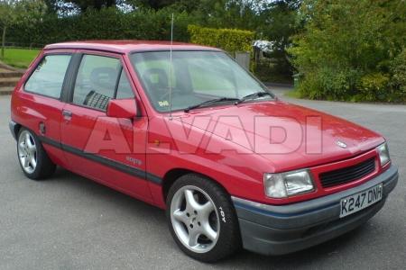 Opel CORSA, (HB + SDN) 09.1982-03.1993