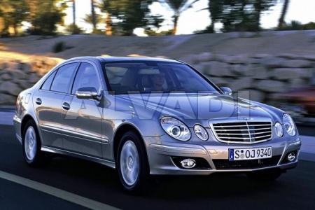 Mercedes-Benz Mercedes-Benz E-Class (W211) SDN/ESTATE 06.2006-12.2009