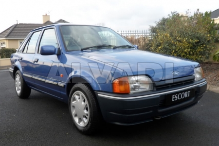 Ford ESCORT (GAF/AWF/ABFT/AFF)/ORION + ESTATE