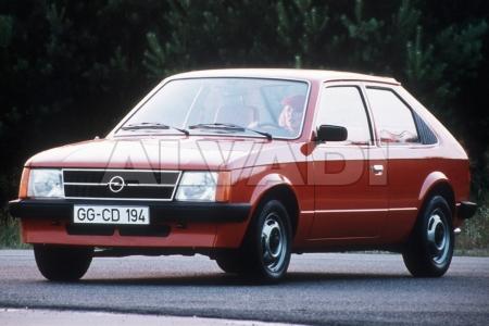 Opel KADETT D (HB + ESTATE)