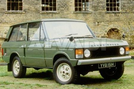 Land Rover RANGE ROVER CLASSIC (AE/AN/HAA/HAM/HBM/HAA/RE/RN)