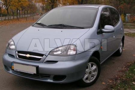 Chevrolet REZZO (KLAU/U100)