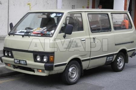 Nissan VANETTE (CG22) DELUXE (EU)