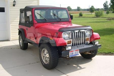 Jeep WRANGLER (YJ/SJ) 01.1984-01.1995